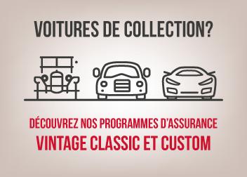 Assurances Groupe Vézina assurances voitures de collection